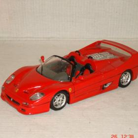 Модель Ferrari. Made in Italy. Масштаб: 1/24